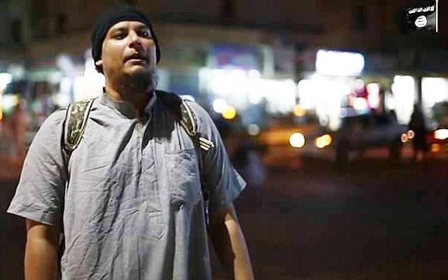 حضور خواننده سابق بنگلادشی در فیلم جدید داعش + تصاویر