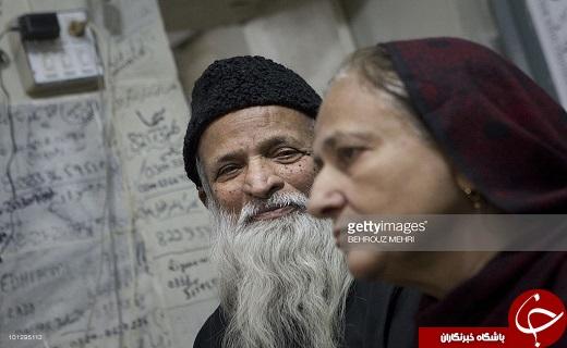 عزای عمومی در پاکستان به خاطر فوت «ثروتمندترین فقیر دنیا»+تصاویر