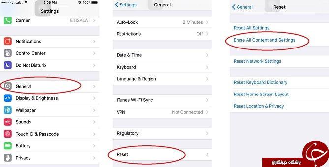 5 گام جادویی برای باز شدن واتس اپ در آیفون + آموزش