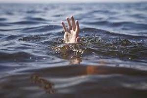 غرق شدن چهر نفر در دريا