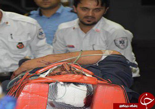 48 کشته و زخمی در تصادف محور نی ریز