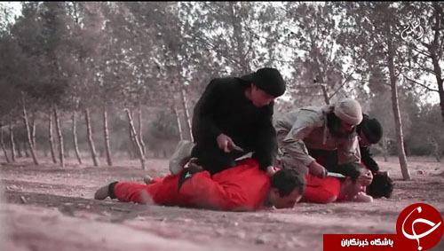 اعدام سه مرد به دست داعش در فیلیپین+ تصاویر
