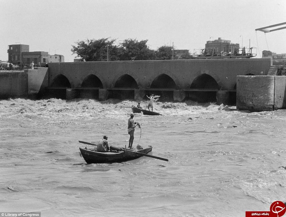 مصر یک قرن پیش اینگونه بود + تصاویر