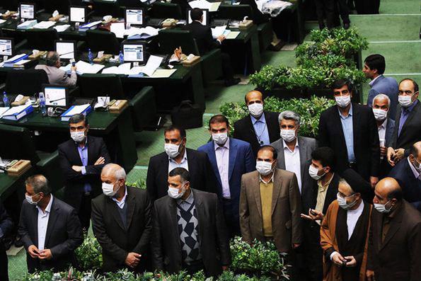 گردو خاک مجلس برای پدیده ریزگردها