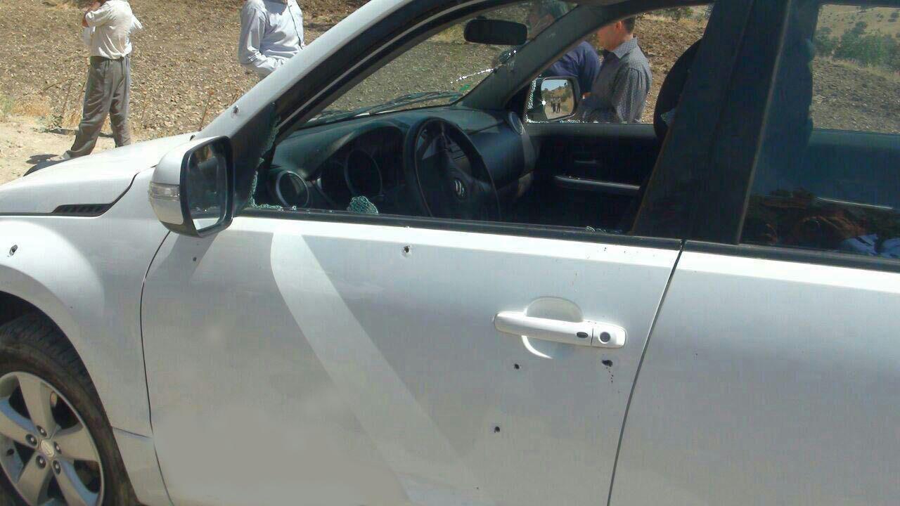 فلاحت پیشه: دو جوان شهید، فرماندار و مدیرکل شیلات مجروح شدند