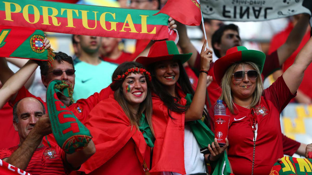 عکسهای فینال یورو 2016