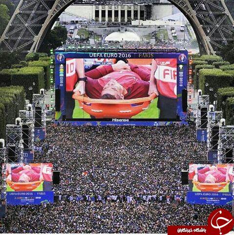 تصویری که کاربران فوتبال دوست را شوکه کرد