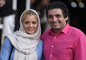 همسر حمید گودرزی از علت طلاق و خروجش از ایران پرده برداشت