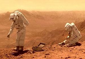 آب مریخ آشامیدنی نیست!