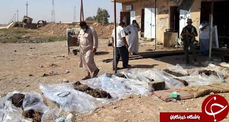 کشف گور جمعی و زندان مخفی تروریستهای داعش در لیبی+ تصاویر
