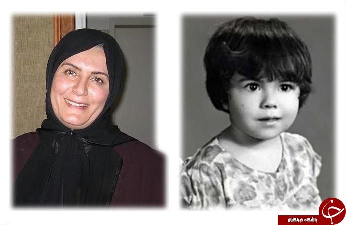 تصاویری قدیمی از بازیگران مشهور ایرانی+10عکس