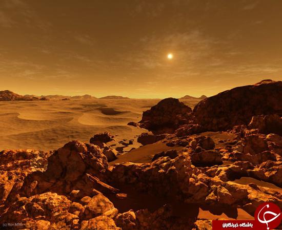 خورشید در سیارههای دیگر به چه شکلی دیده میشود؟ +تصاویر