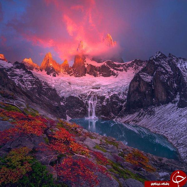 تصاویر حیرت انگیز طبیعت از نگاه توییتر+10عکس