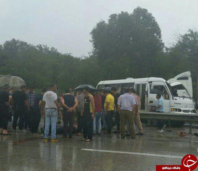 حادثه ای دوباره برای سربازان با 6 کشته و زخمی+ تصاویر