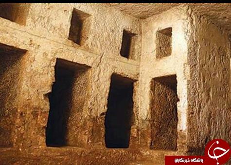 بزرگترین قبرستان جهان + تصاویر