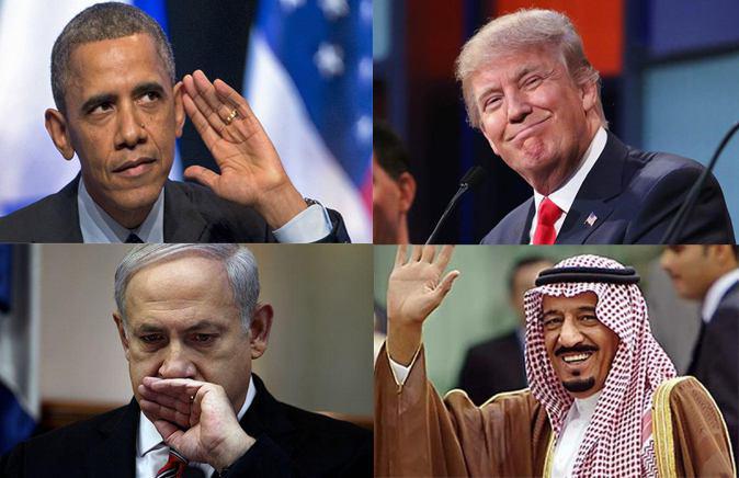 اینستاگرام نتانیاهو، ملک سلیمان و ترامپ مورد هجوم کاربران ایرانی قرار گرفت+کامنت ها