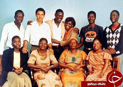 اوبامادر تیم بسکتبال/اوباماسال آخر دبیرستان/اوباما با دوست صمیمی اش+10عکس