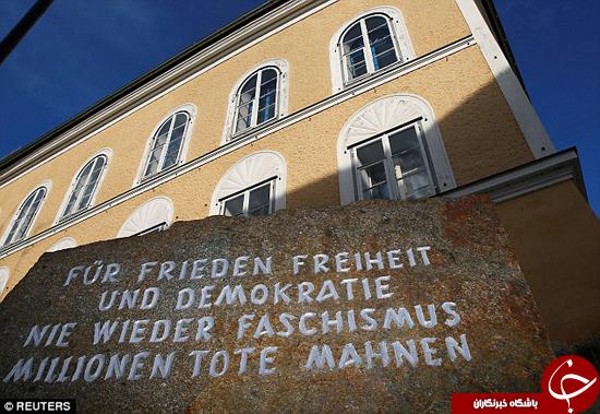 خانه هیتلر اجاره شد +تصاویر
