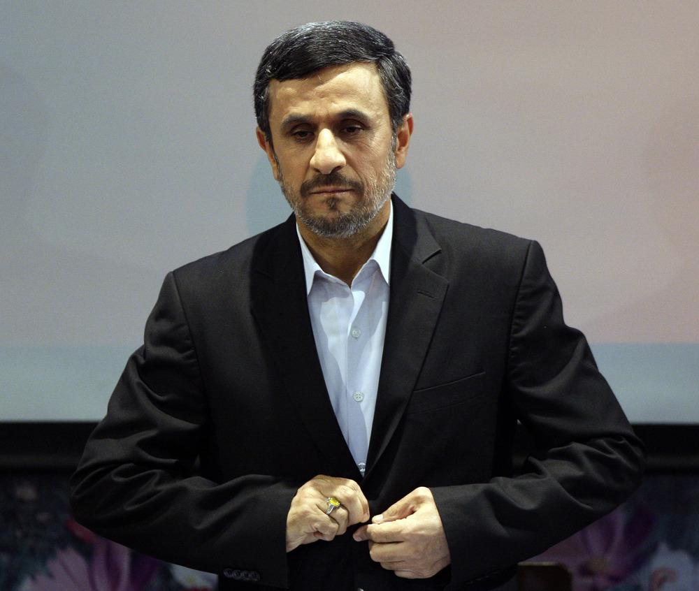دکتر احمدي نژاد