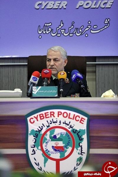 سازنده کليپ های دروغين عليه پليس شناسایی شد