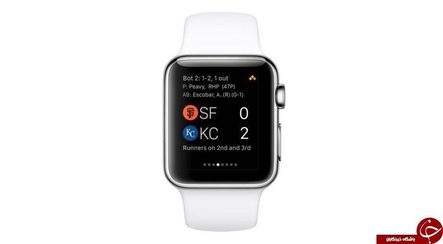 از ویژگی های جالب و شگفت انگیز اپل واچ تا نحوه اتصال  آن به آیفون + آموزش