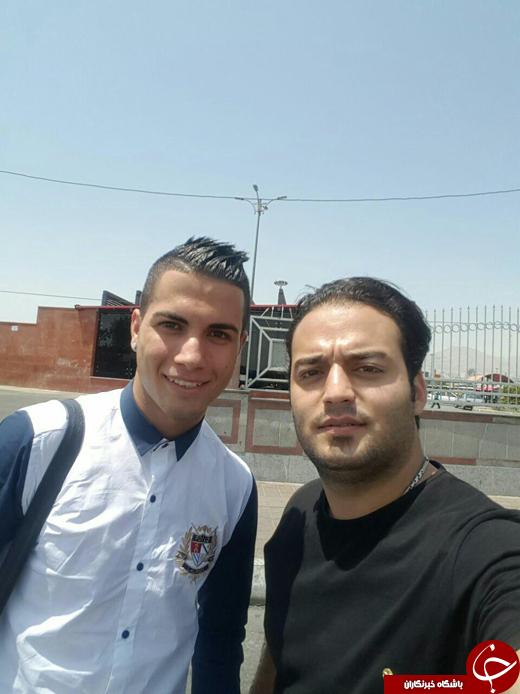 آیا کریستیانو رونالدو وارد ایران شده است؟ + عکس