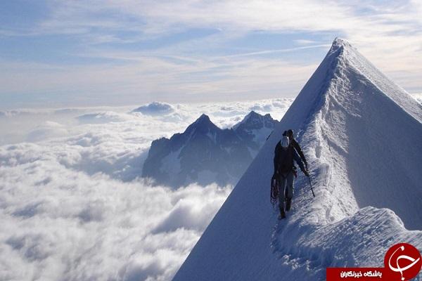 مرگبارترین قله های جهان + تصاویر