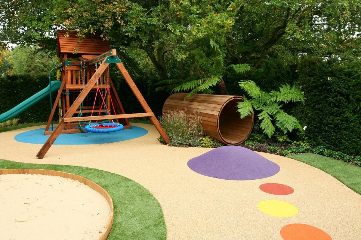 باشگاه خبرنگاران -طراح هایی زیبا از پارک های بازی + تصاویر