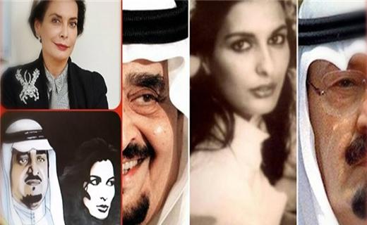 انتشار فیلم خوشگذرانی های پادشاه سابق سعودی