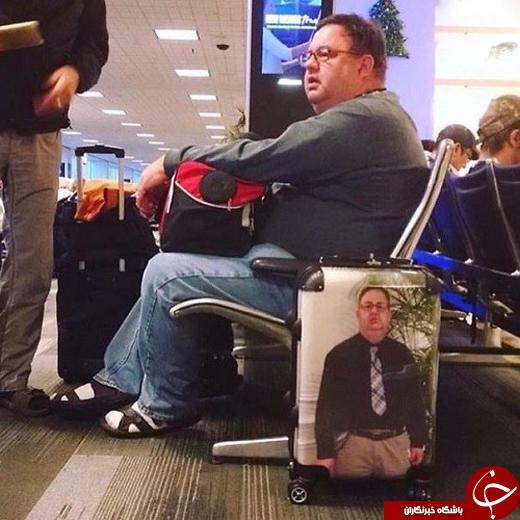 عکسهایی جالب از پدران فشن اینستاگرامی
