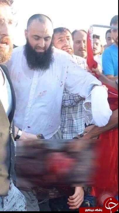 قاتلی که سرباز ترکیهای را در شب کودتا سربُرید +تصاویر