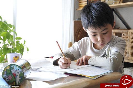 دانشآموزان آسیایی دسخوان ترین در جهان هستند +تصاویر