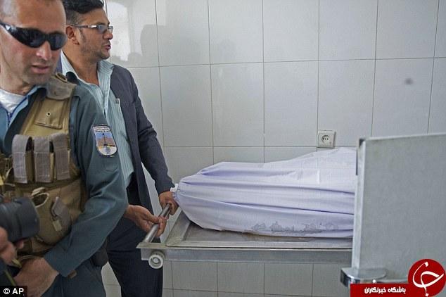 سوختن زن باردار افغانستانی در آتش جهل+تصاویر