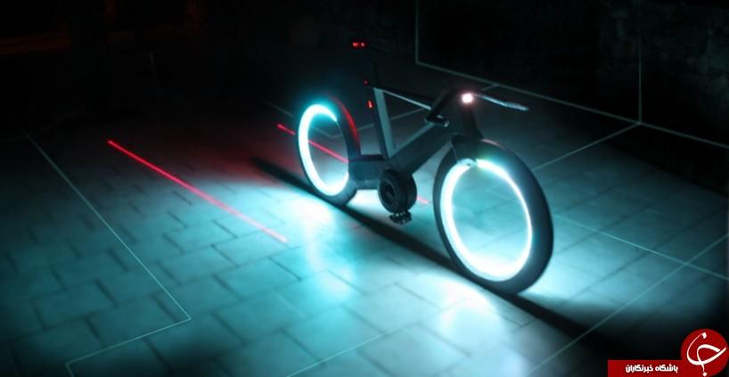 نواوری در دنیای دوچرخه ها