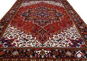 صادرات بیش از 186 هزار دلار فرش دستباف از خراسان رضوی