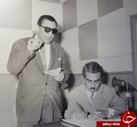 تصاویری قدیمی از هنرمندان مشهور ایرانی+10عکس