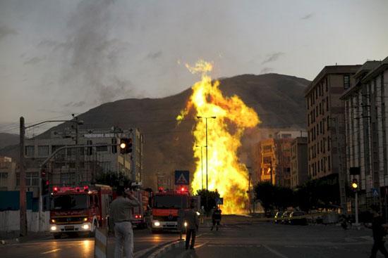 حادثه شهران و درسی که باید از آن گرفت/ زنگ خطر انفجار در 400 نقطه پایتخت