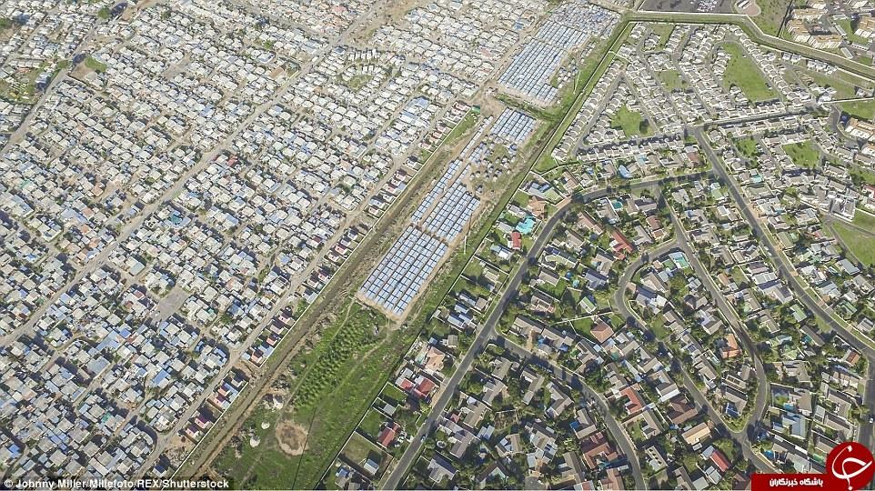 خیابانهایی که فقیر را از غنی جدا میکنند