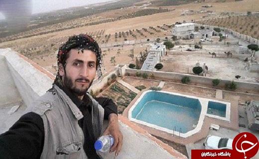 قصر «خلیفه» داعش در سوریه +عکس