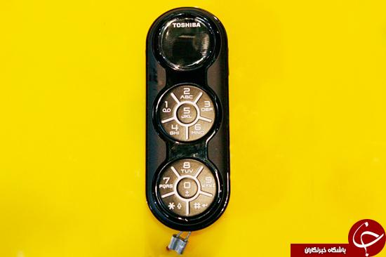 خاطراتی از گذشته: 5 تلفن همراه عجیب از شرکت های بزرگ جهان +تصاویر