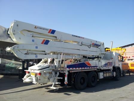 زمان بندی تردد کامیون های ساختمانی در کرمان