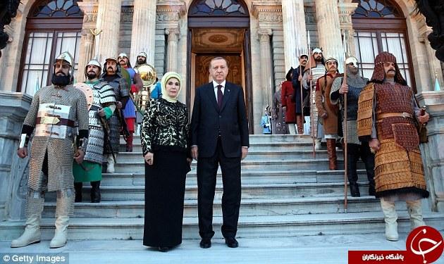 اردوغان چند ساعت قبل از کودتا در این ویلا استراحت میکرد+تصاویر