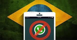 برزیل یک بار دیگر واتس آپ را مسدود کرد
