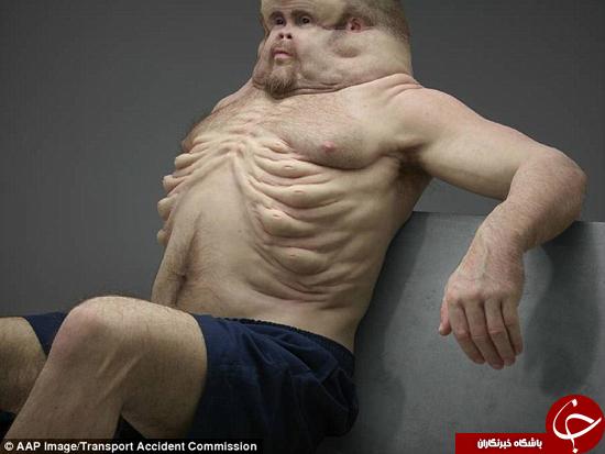 بدن انسان باید چگونه باشد تا در تصادفهای رانندگی سالم بماند؟ +تصاویر
