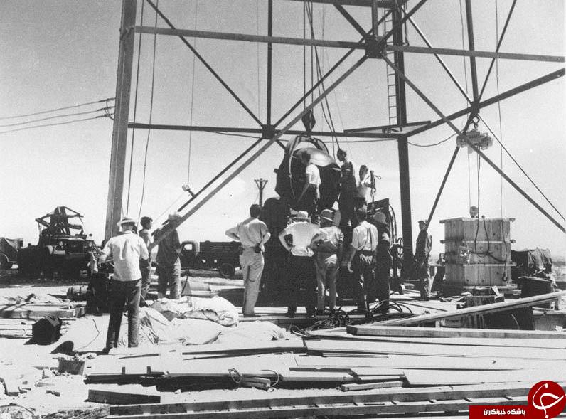 نگاهی به نخستین انفجار بمب اتمی جهان +15 عکس