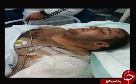 بهادر مولایی دچار سانحه شد/فوت پدربزرگ ملیپوش وزنه برداری در تصادف+اولین تصاویر