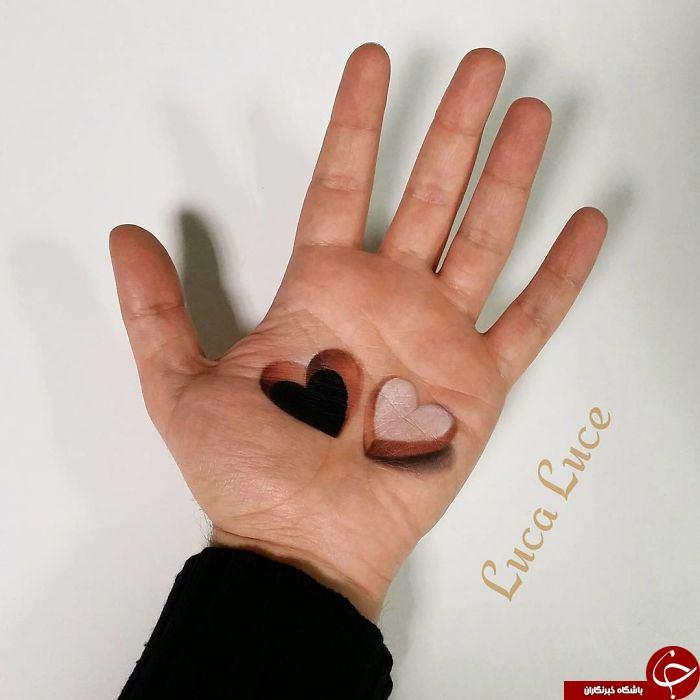 اشیا و حیوانات را روی دستتان بدون لمس حس کنید + 11عکس// نمایه ندارد لطفا از عکس های ارسالی استفاده شود