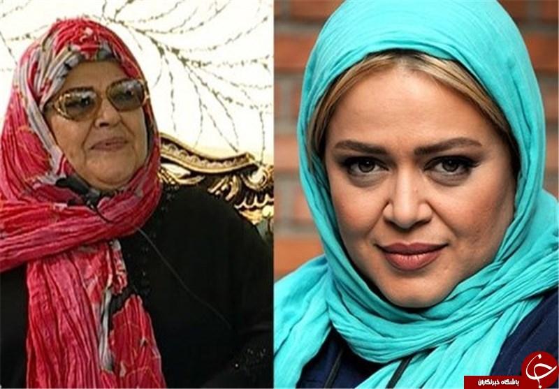 مادرو دخترهای سینمای ایران+10عکس