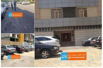 برگزاری نشست انتخاباتی احمدی نژاد! + عکس