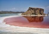 باشگاه خبرنگاران - سرخ شدن دریاچه ارومیه ناشی از تغییرات شیمیایی است